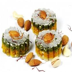 Kaju Pista Flower