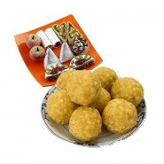 Laddu & Mix Kaju Sweet