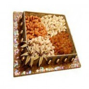 Designer Tray with DryFruits-500gm