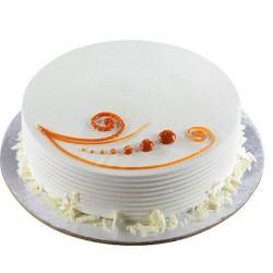 Vennila Cake (Sugar & Spices)