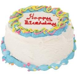Vanilla Cake - 1kg (The Cake World)