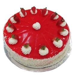 Strawberry Cake - 2 Pound (Kookie Jar)