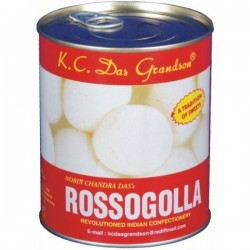 CANNED ROSSOGOLLA - 20Pcs(K.C.Das)