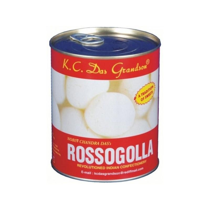 CANNED ROSSOGOLLA - 20Pcs(K.C.Das)