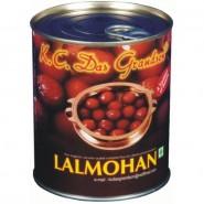 CANNED LALMOHAN/GULABJAMUN - 10pcs(K.C.Das)