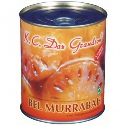 CANNED BELMURABBAH/WOODAPPLE - 08pcs (K.C.Das)