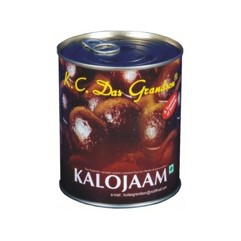 CANNED KALOJAAM - 10pcs(K.C.Das)