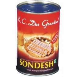 CANNED SANDESH - 500Gms(K.C.Das)