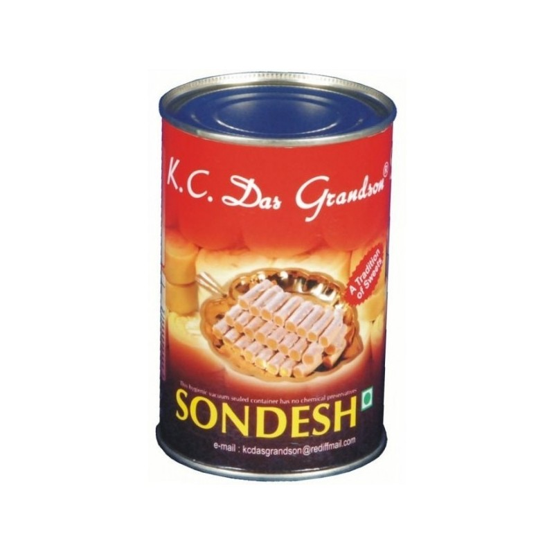 CANNED SANDESH - 500Gms(K.C.Das)
