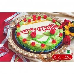 Sandesh Cakes - 1Kg(K.C.Das)
