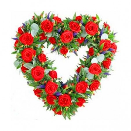 Send Premium Flower Arrangement To Delhi Online Rose