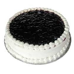 Blueberry Cake - 1kg (The Cake World)