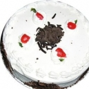 Black Forest Cake (Donuts)