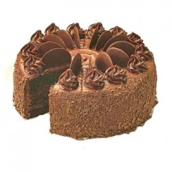 Chocolate Cake (Donuts)
