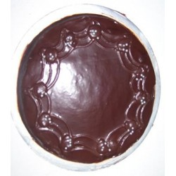 Chocolate Truffle Cake (Donuts)