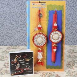 Zardosi Round Design Bhaiya...