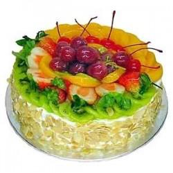 Fruit Cake 1 kg (Fazzer)