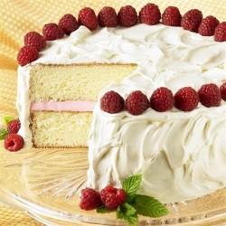 Rasberry Cake 1 kg (Fazzer)