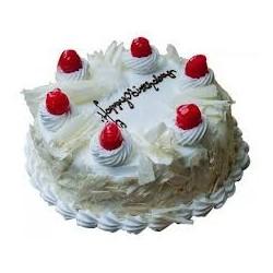White Forest Cake 1 kg (Fazzer)