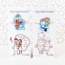 Doraemon with Modi and...