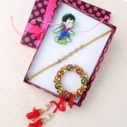 Unique Family Combo of Rakhi Set