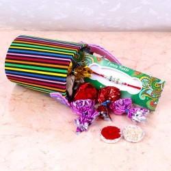 Rakhi Chocolates Surprise