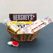 Rakhi Gift of Chocolate Supersized