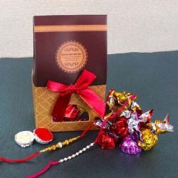 Chocolates and Rakhis for...