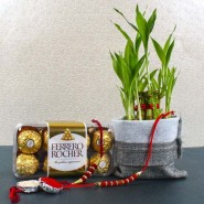 Rakhi Good Luck Gift