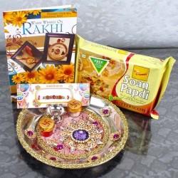 Exclusive Rakhi Thali Combo