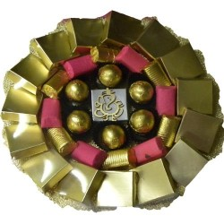 The Ganesh Chocolate Platter