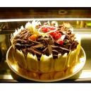 Black Forest Cake - 1kg (Shyam Swaad)