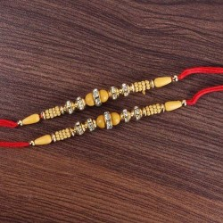 Twin Rakhis and Diamonds...