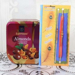 Sapphire Almonds Chocolate...