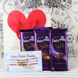 Cadbury Dairy Milk Silk...
