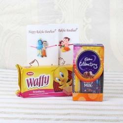 Kids Rakhis Gift of Dukes...