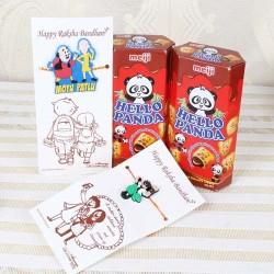 Hello Panda Chocolate...