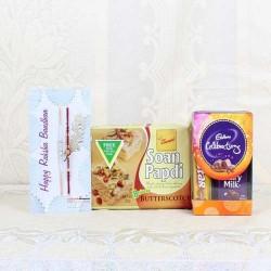 Perfect Rakhi Goodies Box
