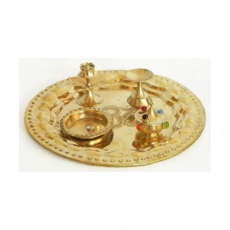 Golden Thali set