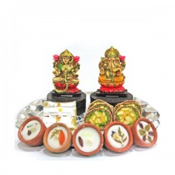 Auspicious Puja Thali