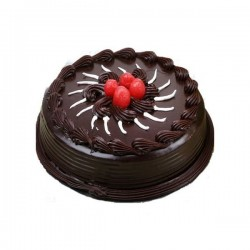 Chocolate Truffle Cake (Cocoa Tree)
