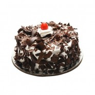 Black Forest Eggless Cake (Cocoa Tree)