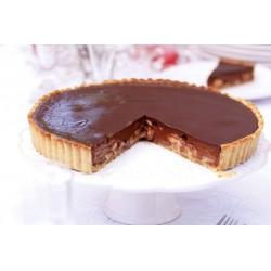 Chocolate Tart 1 kg (Upper Crust)