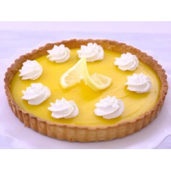 Lemon Tart 1 kg (Upper Crust)