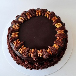 Chocolate Walnut 1 kg (Upper Crust)
