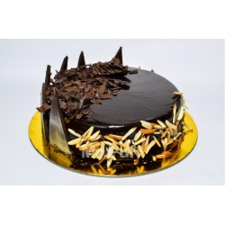 Almond Truffle Cake 1 kg (Upper Crust)