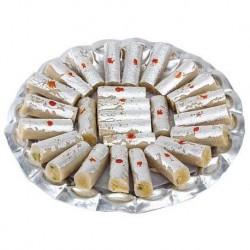 Badam Roll(Pulla Reddy Sweet)