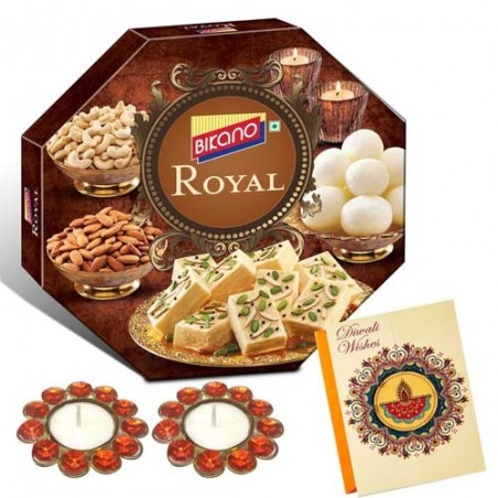 Bikano Bikano Royal Diwali Gift pack