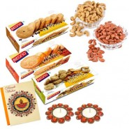 Bikano Mathi Magic and Dryfruits-Diwali gifts