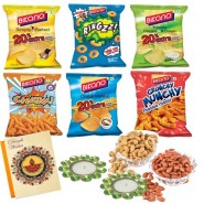 Bikano Panjeeri laddoo 400 gm and dryfruits-Diwali special